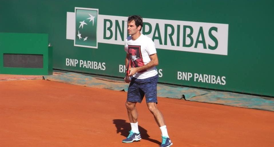 "Федерер се чувства ""отпочинал и готов"" за сезона на клей"