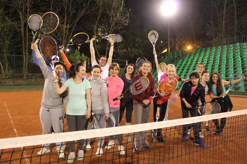 Кардио тенисът с първи стъпки в България