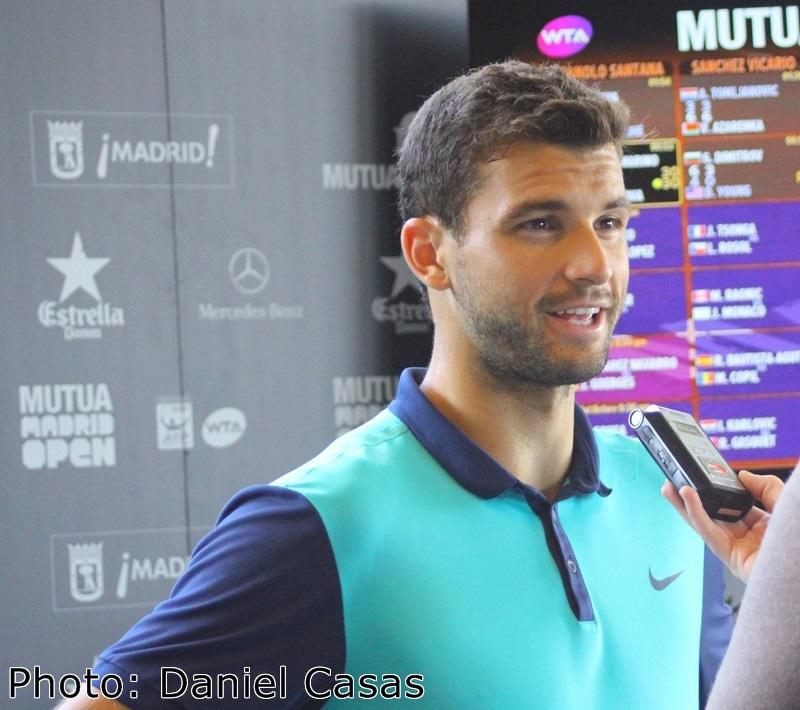 Григор Димитров пред Tennis24.bg: Съжалявам, че стана така