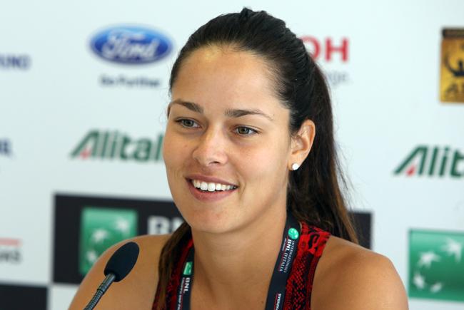 Ана Иванович: Точно на клей заобичах тениса