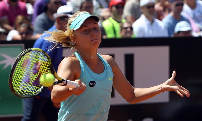 Дария Гаврилова победи втора бивша номер едно