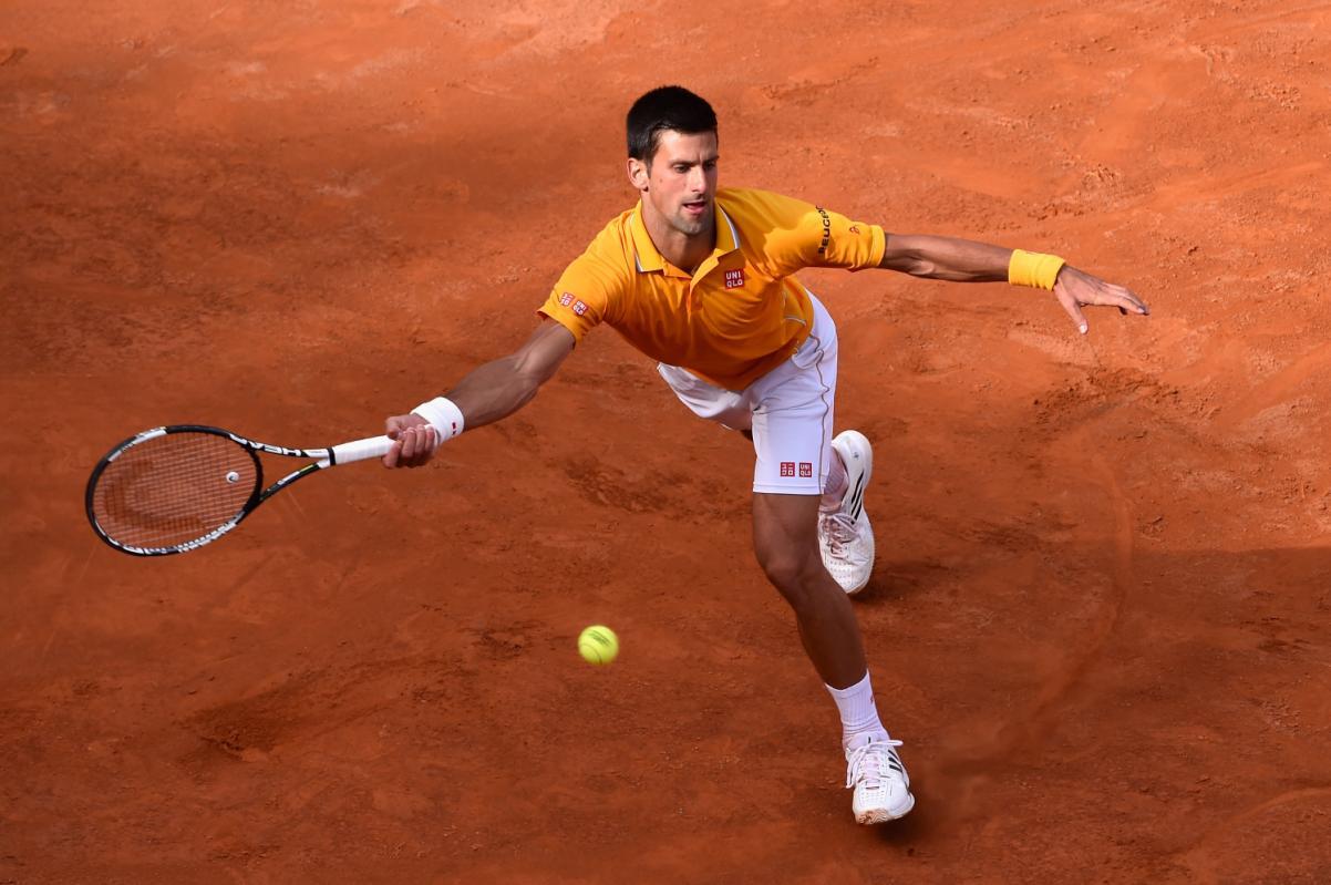 Джокович пак загуби сет, но е четвъртфиналист в Рим