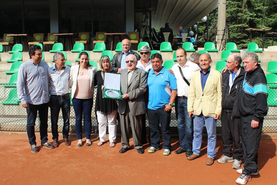 БФ Тенис и приятели почетоха професор Пенчев