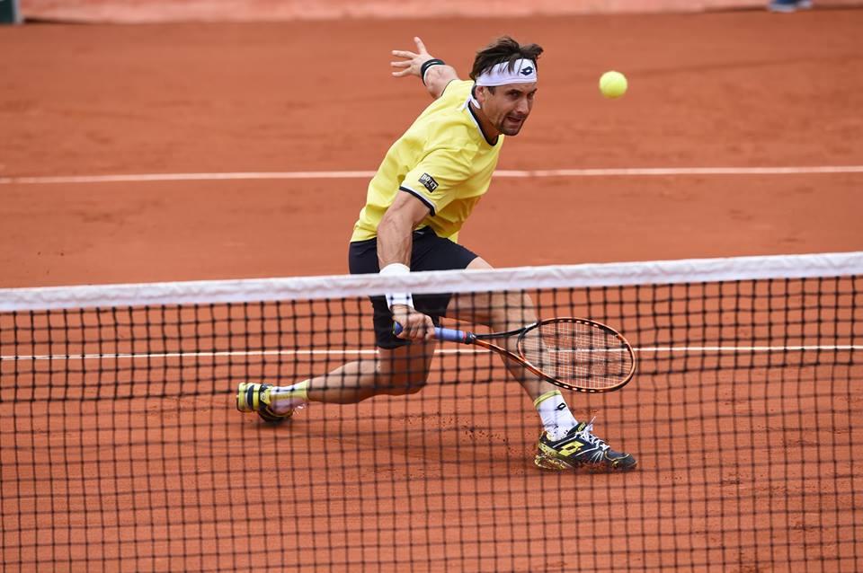 Давид Ферер успя да спечели в 5 сета