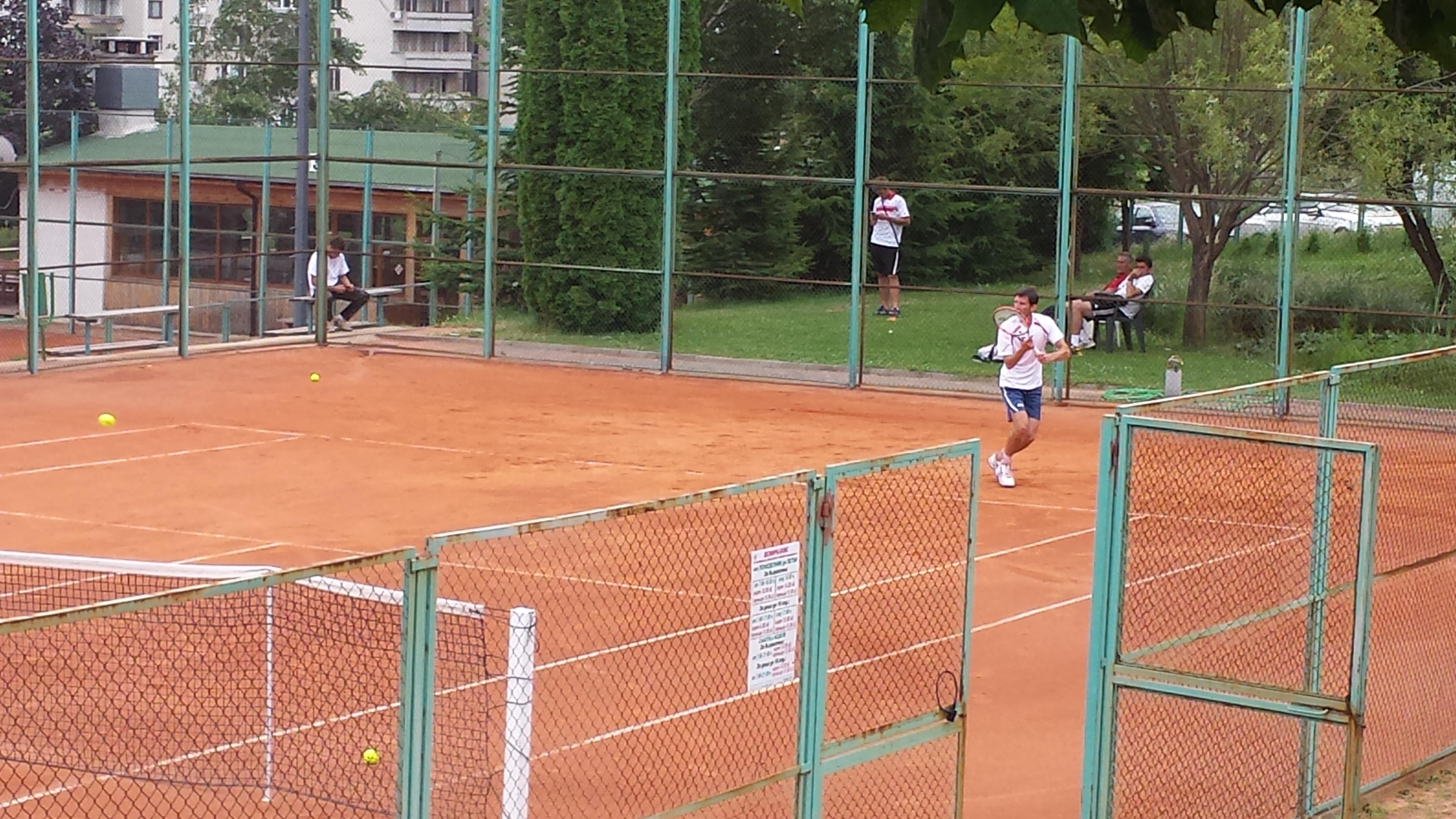 Петима българи на осминафинал в Стара Загора