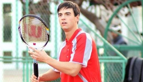 Български тенисист на финала в Бургас
