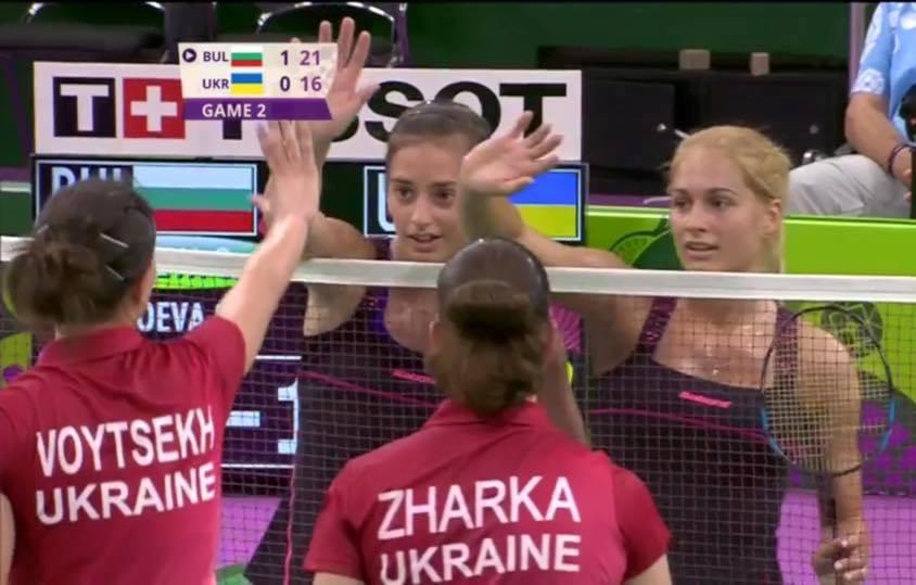 Сестри Стоеви започнаха с убедителна победа в Баку