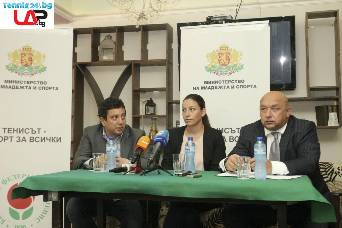 Безплатна начална подготовка по тенис за над 600 деца в България