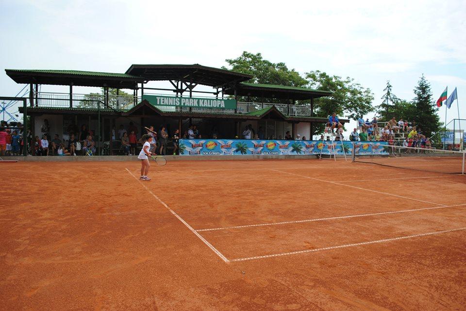 Тенис турнири за деца и любители ще се проведат в Албена