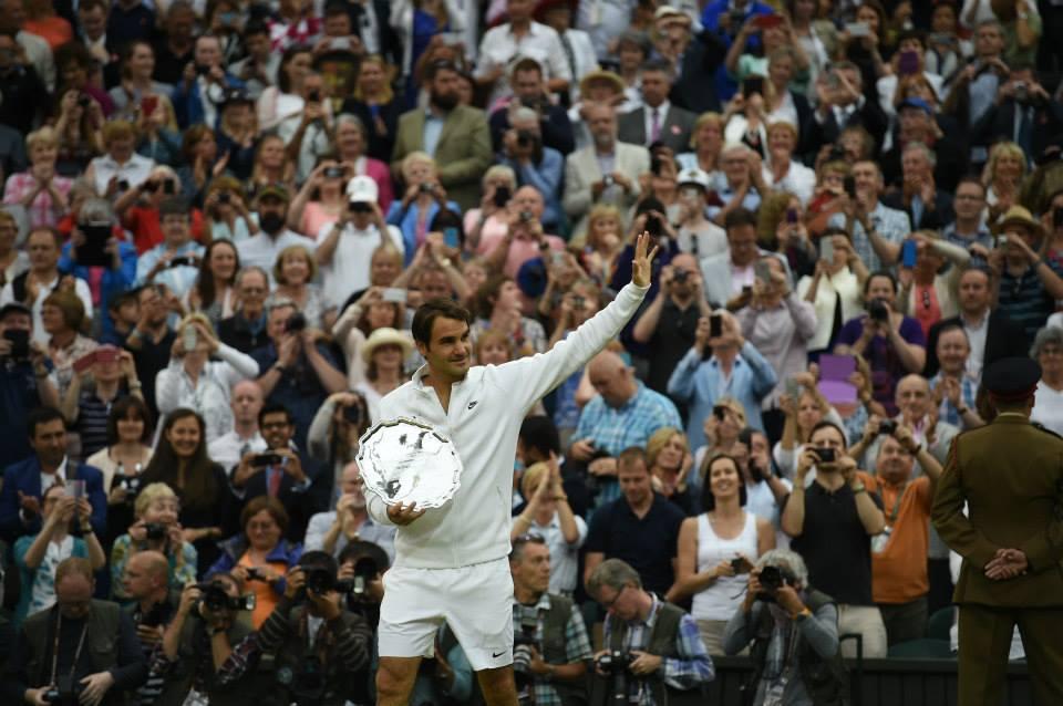 Едберг: Федерер има сили да спечели Уимбълдън отново