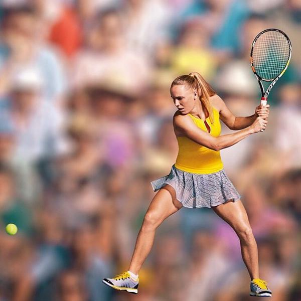 Каро нетърпелива да покаже екипа за US Open Series