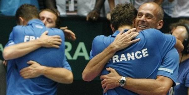 Франция разгроми Испания с 3:0