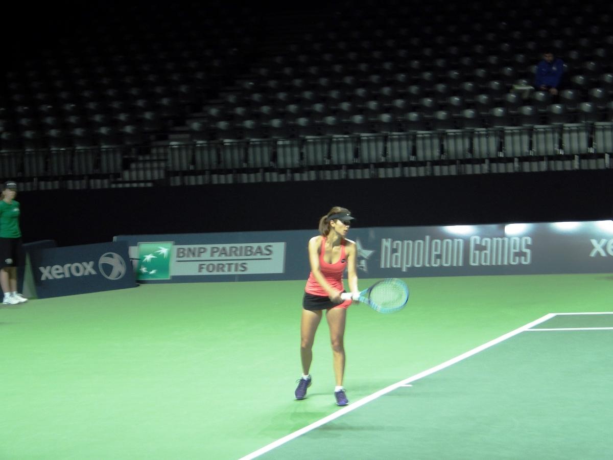 Турнирът в Антверп излиза от календара на WTA