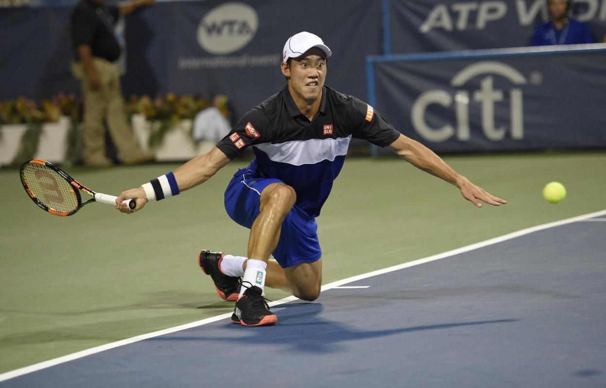 Кей Нишикори ще почива до US Open