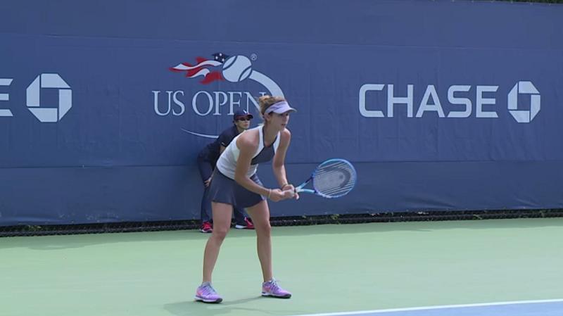 Пиронкова напусна US Open след драматичен обрат