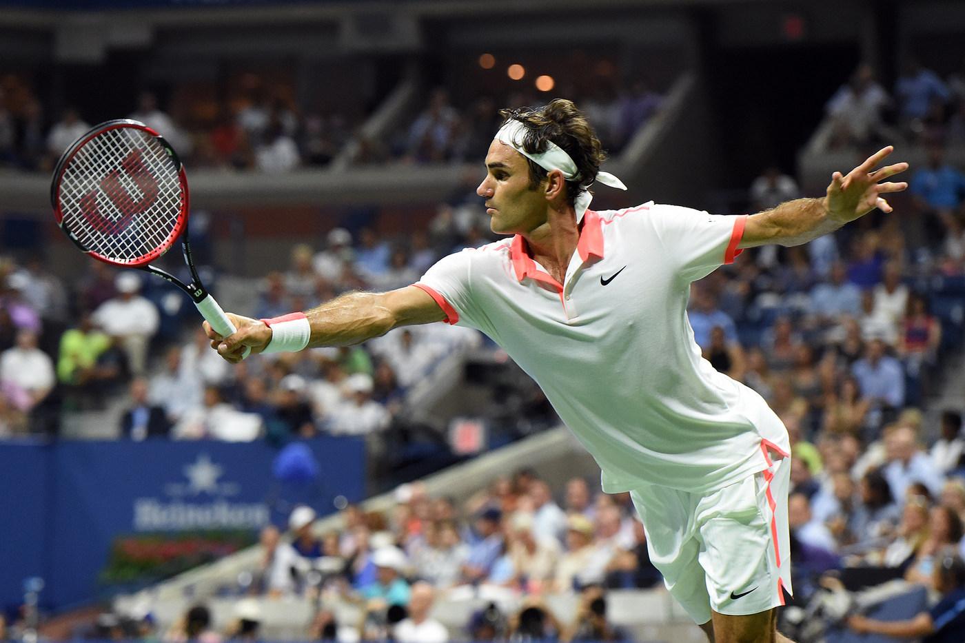 Федерер с 14-а победа над янки в Ню Йорк