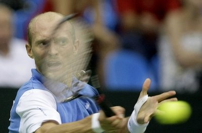 Давиденко с пореден провал - резултатите от German Open