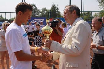 Европа намери своите бъдещи тенис звезди