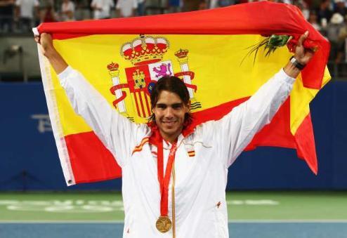 Рафаел Надал - символ №1 на испанския спорт