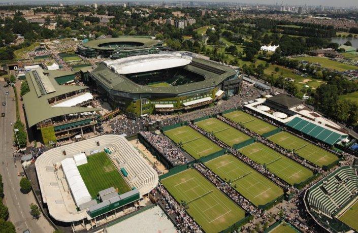 2 в 1 за Лондон: Уимбълдън и Олимпиада през 2012 г.
