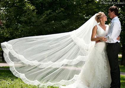 Снимки: Холивудска сватба и за Альона Бондаренко