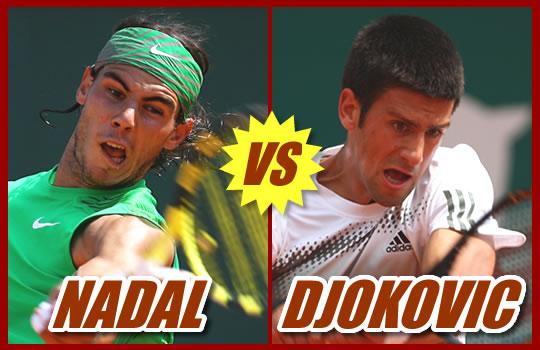 Финалът Надал - Джокович - днес от 23,30 часа