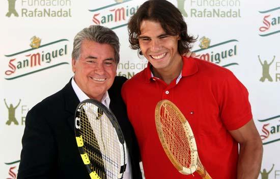 Легендата Сантана: Рафа ще е най-великият спортист