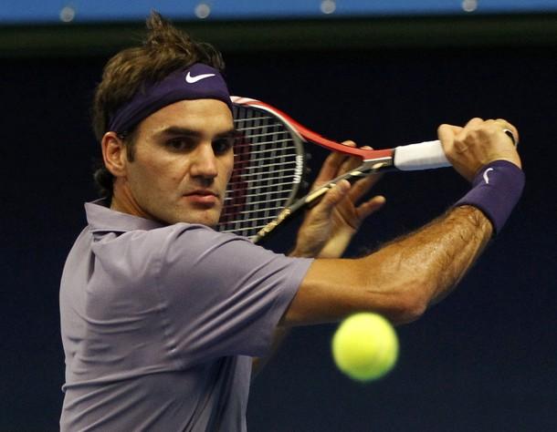 Федерер възкръсна срещу Вавринка