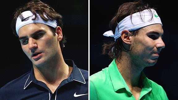 Федерер - Надал? Наистина ли е толкова велико съперничеството им?
