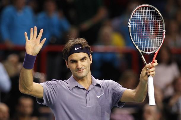 """Федерер победи на старта на """"най-лошия"""" турнир"""