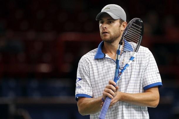 Родик е първият четвъртфиналист в Париж