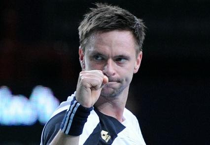Сьодерлинг: Всеки може да играе тенис, разликата е в психиката