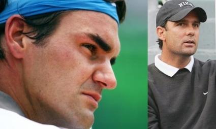 Пол Анакон възхитен от Федерер, чертае му бляскави години