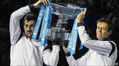 Нестор и Зимонич са шампионите на годината
