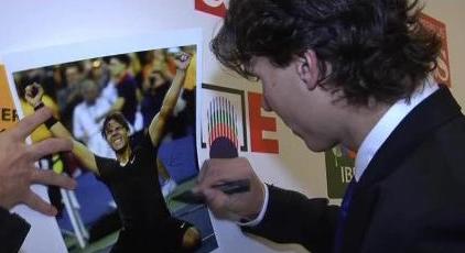 Очаквано: Рафа без конкуренция в Испания (видео)