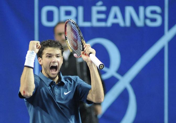 "ATP не включи Григор Димитров сред най-добрите ""новаци"""