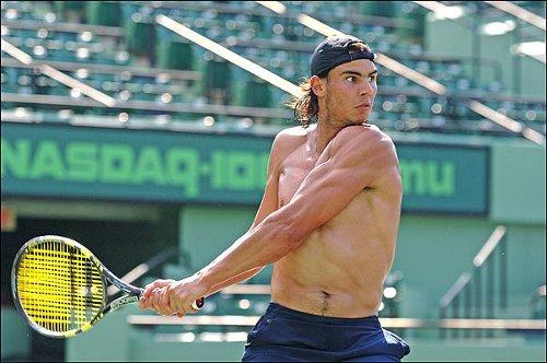 Рафаел Надал - доминиращото око на световния тенис