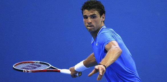 Стив Тайнър: Григор Димитров сякаш е взел назаем от таланта на Федерер