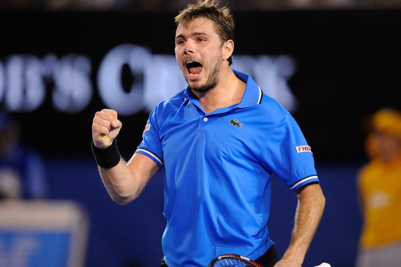 Вавринка: Играя тениса на моя живот