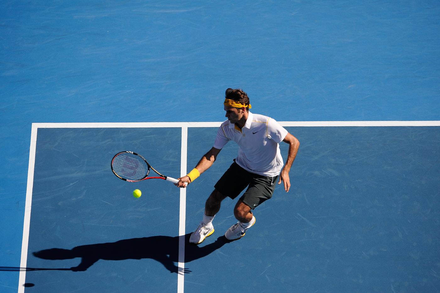 Изящният Федерер вдигна оборотите навреме (видео)