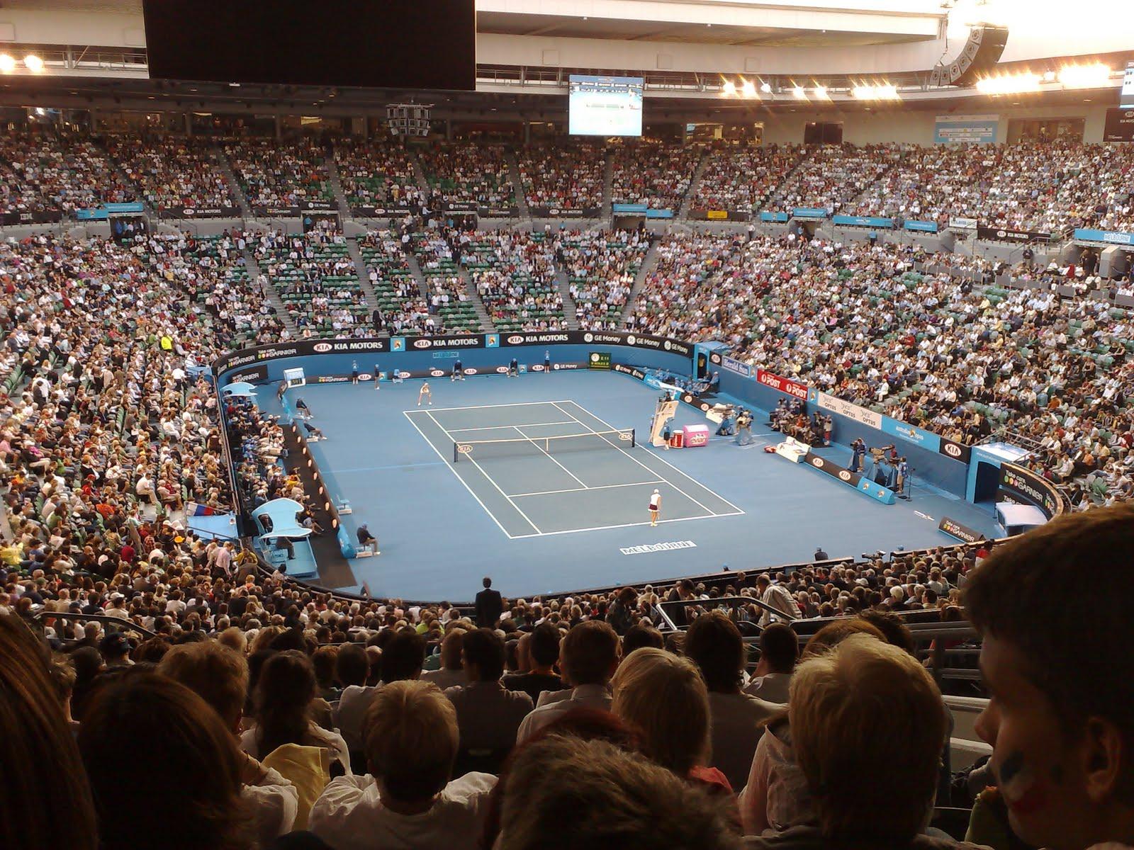 Australian Open - обещаващото начало на 2011