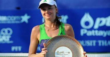 Даниела Хантухова с първа титла от четири години