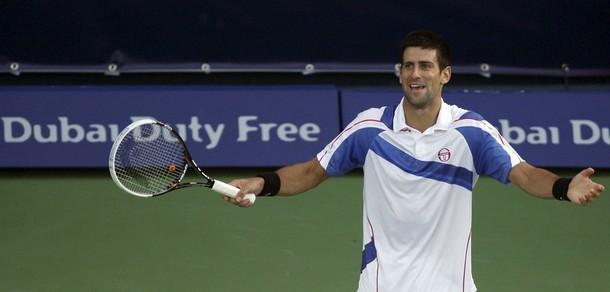 Джокович срещу Бердих на полуфинал в Дубай