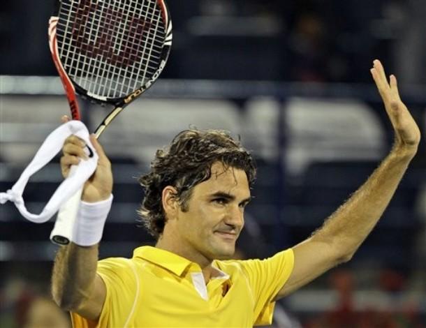 Победа №13 и трети полуфинал за Федерер през сезона