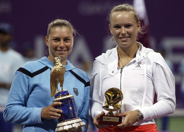 Майсторска победа за Вера Звонарьова над Вожняцки