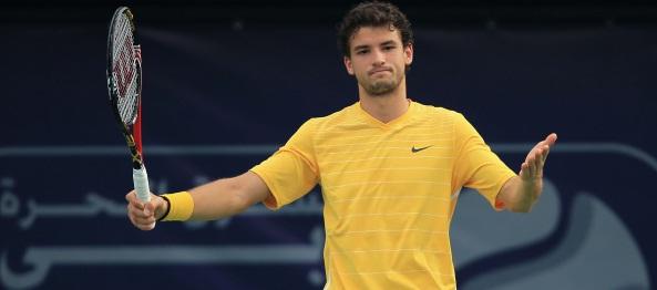 Григор Димитров на четвъртфинал в Шербург