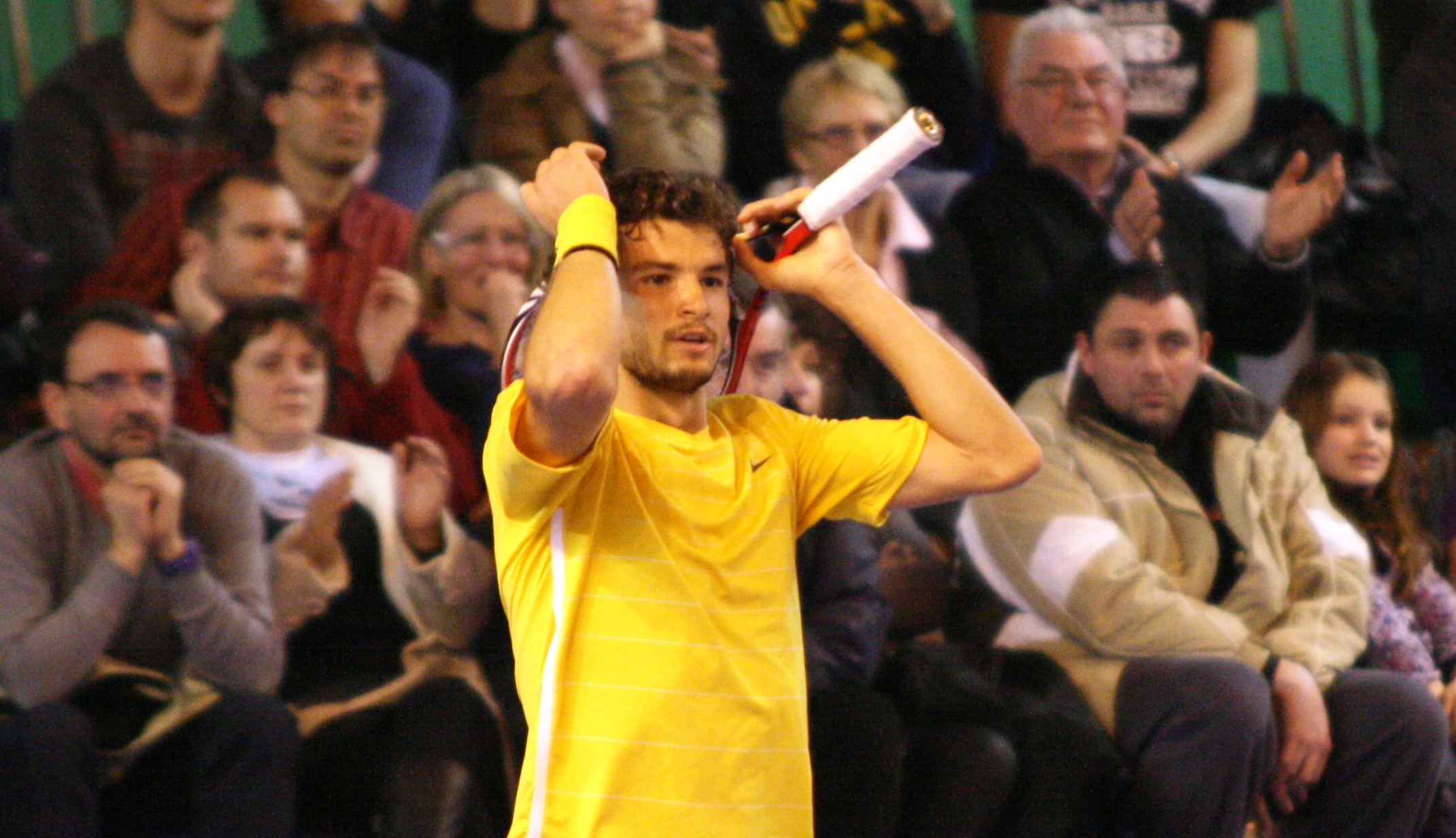 Григор Димитров с първа титла за сезона (видео)