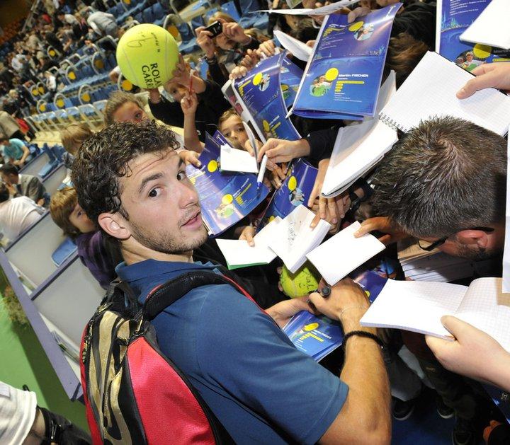 Нов рекорд за Димитров, вече е 71-ви в ATP