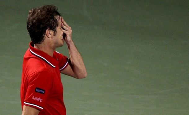 Гаске: Джокович има по-добър ретур от Надал и Федерер