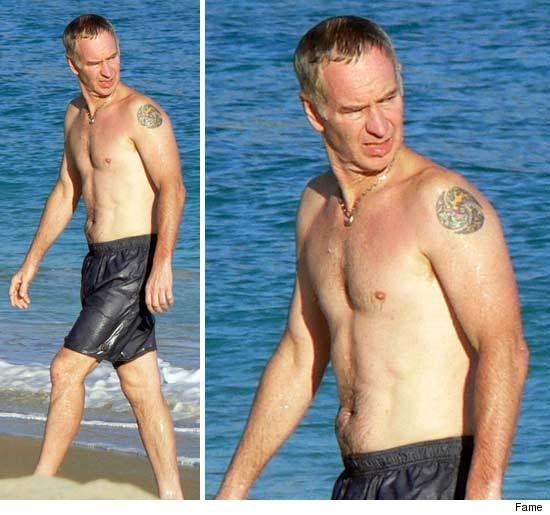 Джон МакЕнроу - в перфектна форма и на 52 (снимки)